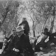 Hugo Gressmann in der Nähe von Tell Dotan