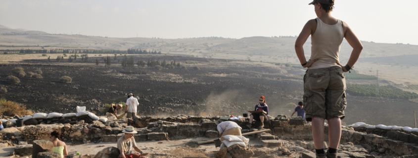Dig life at Horvat Kur