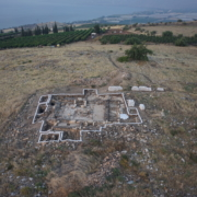 Horvat Kur, Area A; photographed by Limor Griffin on 06/07/2018; © www.kinneret-excavations.org.