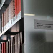 Die Zeitschriftenbibliothek in Münster (photographiert von Robert Dylka)